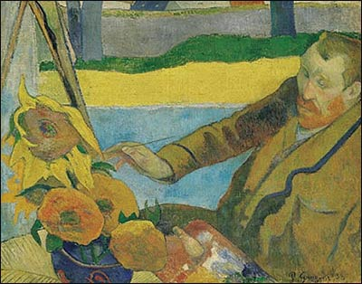 Van Gogh by Gauguin