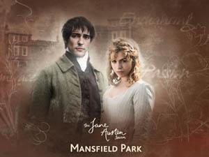 ITV 2007 Jane Austen Season Mansfield Park