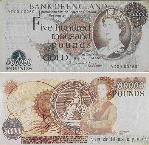 50000 pound note
