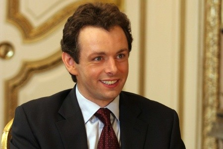 Michael Sheen as Tony Blair in The Queen (2006)