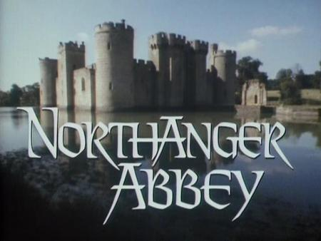Northanger Abbey 中的 Bodiam Castle