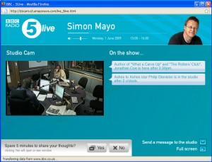 2009-06-01 Simon Mayo