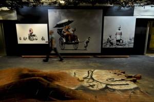 2009-06-25 Banksy versus Bristol Museum