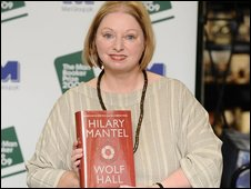 2009-10-06 Hilary Mantel won Man Booker Prize