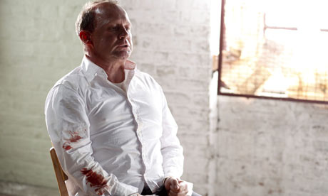 2009-11-04. Spooks 8 Peter Firth