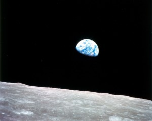 2009-11-26.54428 Earthrise by Bill Anders from Apollo 8
