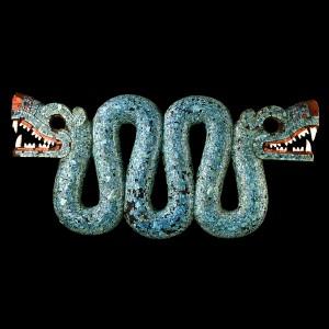 2009-11-28.Aztec Double Headed Serpent
