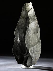 2009-11-28.Olduvai Hand axe