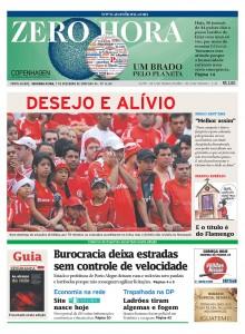 2009-12-07.Zero Hora, Brazil
