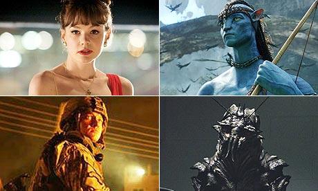 2010-01-21. 2010 BAFTA Awards nomination