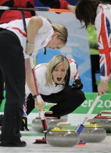 Vancouver Olympics Curling, Eve Muirhead