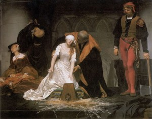 2010-02-23. Delaroche. Lady Jane Grey