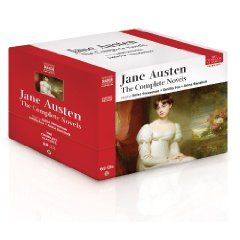 2010-02-28. Jane Austen, the complete audio books