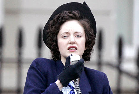 2009-03-24. Margaret Thatcher, by Andrea Riseborough