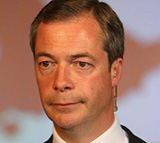 2010-05-09. Nigel Farage