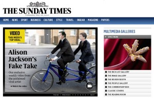 2010-05-26. The Sunday Times payment site