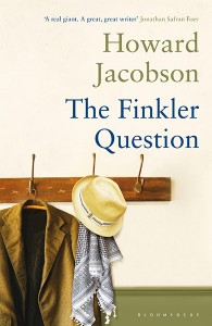 2010-07-28. The Finkler Question, by Howard Jocobson
