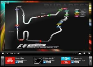 2010-08-01. BBC F1