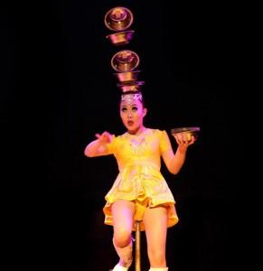 2010-08-07. Chinese State Circus Mulan