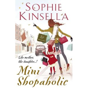 2010-09-14.Mini Shopaholic, by Sophie Kinsella