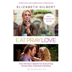 2010-09-28. Eat, Pray, Love, Elizabeth Gilbert