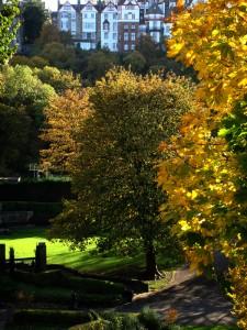 王子大街花园 (Prince Street Garden)