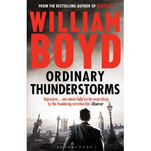 2010-11-20. Ordinary Thunderstorms, by William Boyd