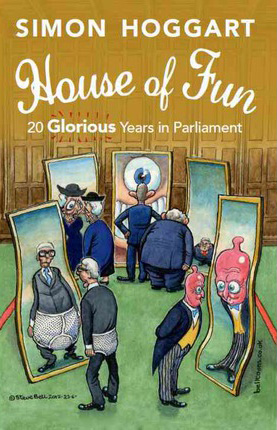 书名:《欢乐议会》(House of Fun) 作者:西蒙•霍加特(Simon Hoggart) 出版社:《卫报》图书(Guardian Books) 出版日期:2012年11月