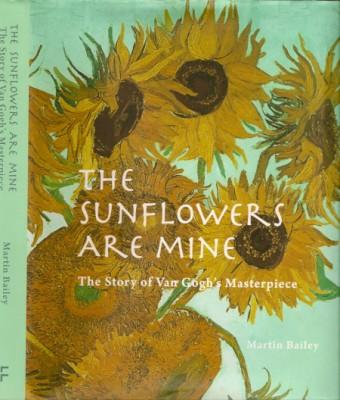 书名:《向日葵是我的》(The Sunflowers Are Mine) 作者:作者马丁•贝里(Martin Bailey) 出版社:Frances Lincoln 出版时间:2013年9月