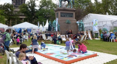 Edinburgh Book Festival 2014