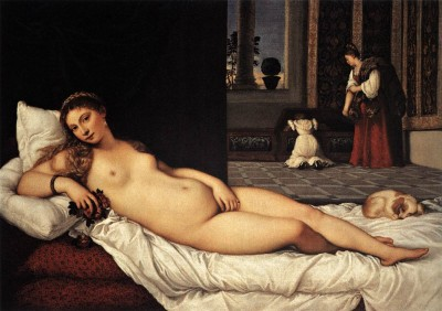 Titian, The Venus of Urbino