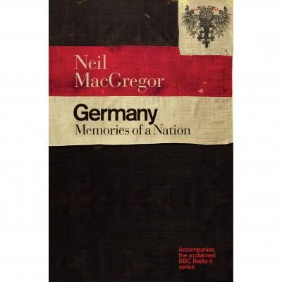 书名:《德国:一个国家的记忆》(Germany: Memories of a Nation) 作者:尼尔•麦克格雷戈尔(Neil MacGregor) 出版社:Allen Lane 出版时间:2014年11月