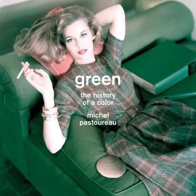书名:《绿色的历史》英文版(Green: The History of a Color) 作者:米歇尔•帕斯图罗(Michel Pastoureau) 英文版出版社:普林斯顿大学出版社 出版时间:2014年8月