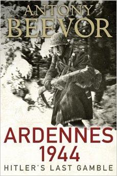 书名:Ardennes 1944: Hitler's Last Gamble 作者:Antony Beevor 出版社:Penguin Viking 出版时间:2015年5月21日