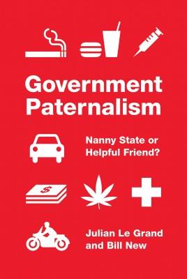书名:《政府的家长主义》(Government Paternalism) 作者:朱利安•勒格朗(Julian Le Grand)、比尔•纽(Bill New) 出版社:普林斯顿大学出版社 出版时间:2015年1月