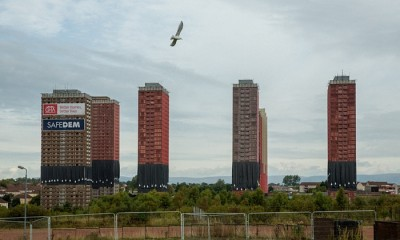 Red Road flats, Glasgow