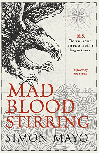 《热血狂怒》(Mad Blood Stirring)作者Simon Mayo