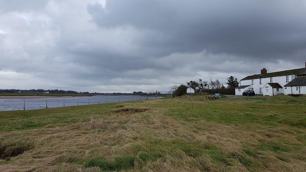 伊登河边的农庄