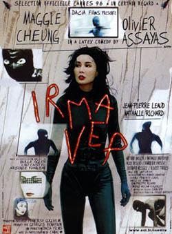 Maggie Cheung's Imra Vep