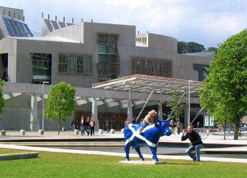 Scottish Parliament 苏格兰议会