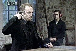 Derren Brown plays Russian Roulette