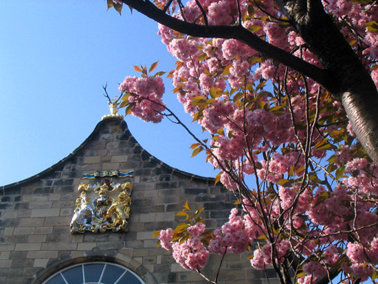 Canongate Church, Royal Mile, Edinburgh