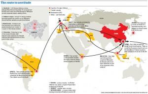 2009-05-06 Guardian children traffick map