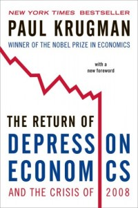 2009-07-30 The Return of Depression Economics and the Crisis of 2008