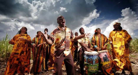 2009-09-01 Creole Choir of Cuba