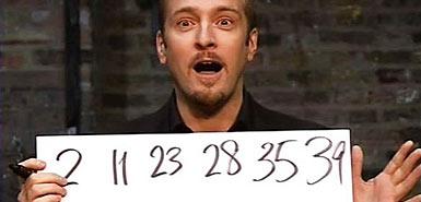 2009-09-12 Derren Brown How to Win Lottery