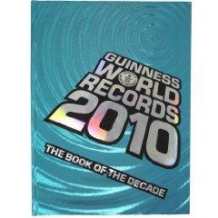 2009-10-05 Guinness World Records 2010