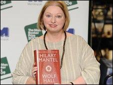 2009-10-06 Hilary Mantel won Man Booker Prize