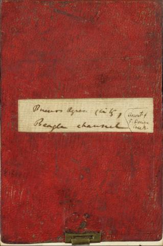 2009-11-24.Darwin's notebook