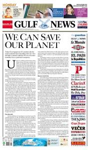 2009-12-07.Gulf News, Dubai